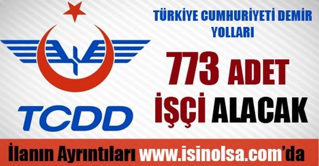 TCDD İşçi Alımı 2015