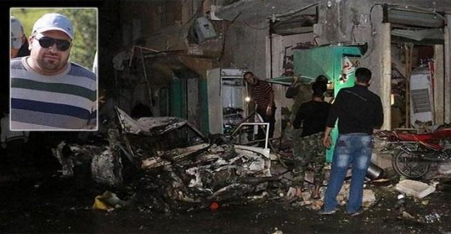 AA Muhabiri Halap'te Hayatını Kaybetti!