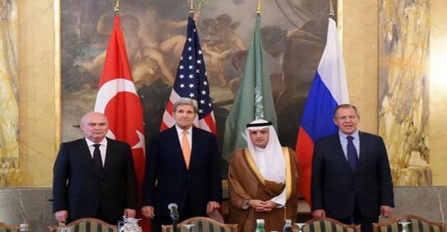 ABD, Suriye Toplantısına İlk Kez İran'ın Davet Edildiğini Açıkladı