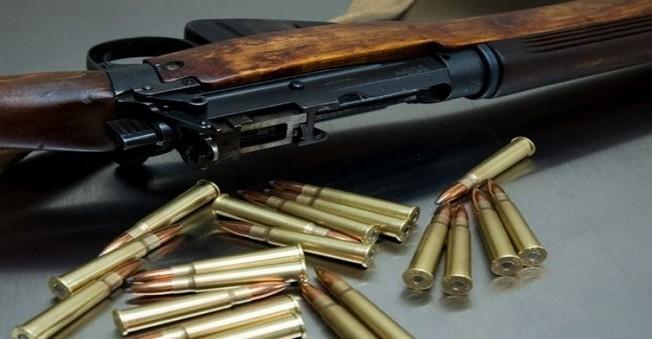 ABD'de Bir Evde 10 Bin Çalıntı Silah Yakalandı