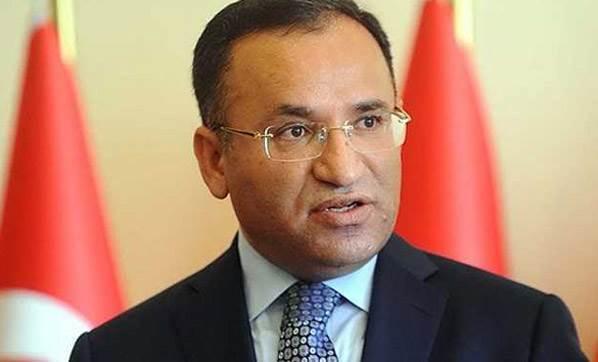 Adalet Bakanı Bekir Bozdağ'dan BOMBA Gibi Milletvekili Açıklaması