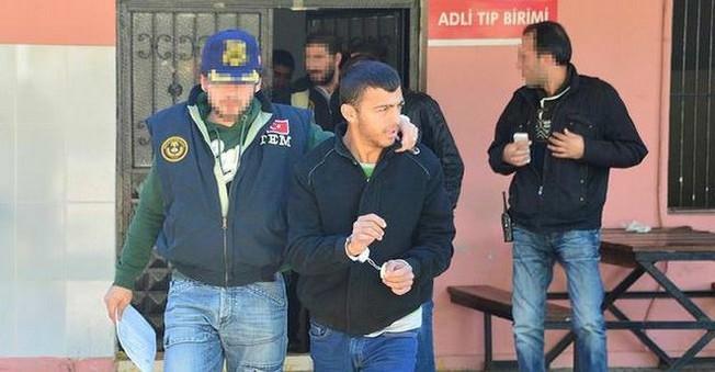 Adana'da 9 PKK Militanı Gözaltına Alındı