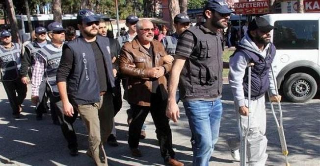 Adana'da Felçli çete üyesi şok etkisi yarattı