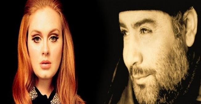 Adele Ahmet Kaya'nın Şarkısını  Çaldı mı?