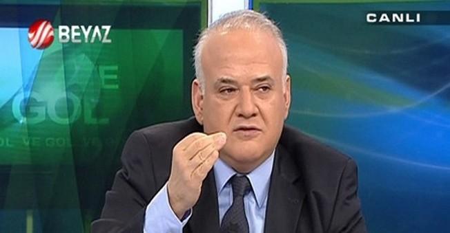 Ahmet Çakar:Galatasaray'ın Geleceği Satılmıştır