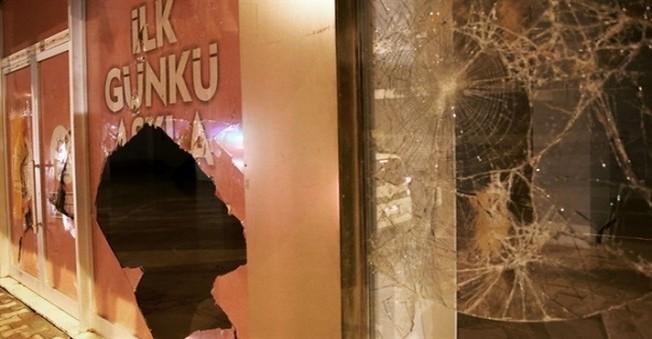 Ak Parti'ye Saldırı Girişimi