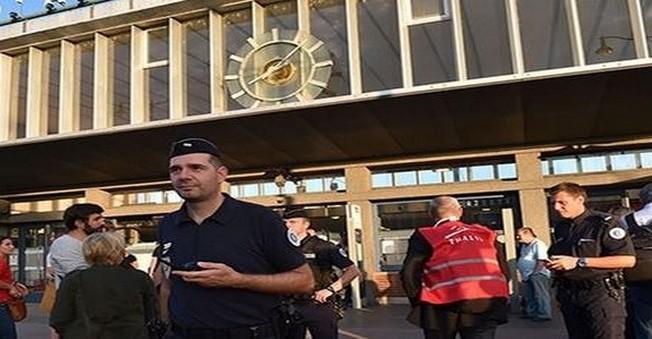 Amsterdam-Paris Treninde Saldırı!Dehşet Dolu Anlar Yaşandı