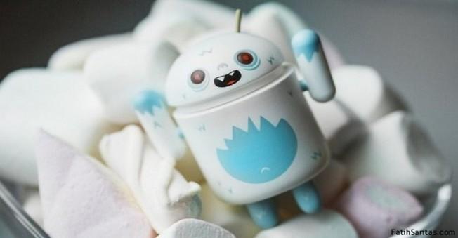 Android 6.0 Marshmallow'un yükleneceği telefonlar belli oldu