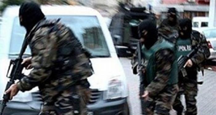 Ankara'da İŞİD Operasyonu!