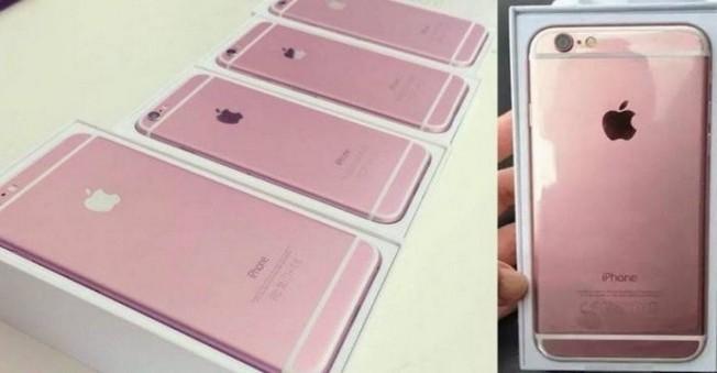Apple, iPhone 6S - 6S Plus İçin Yeni Renk Seçeneği Sundu.