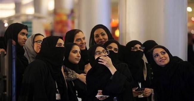 Arabistan'da kadınlar ilk kez sandıkta