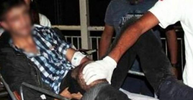 Asker Olarak Gitti, PKK'lı Olarak Geri Döndü Polise Molotof Attı!