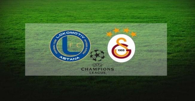 Astana-Galatasaray maçı saat kaçta hangi kanal da?