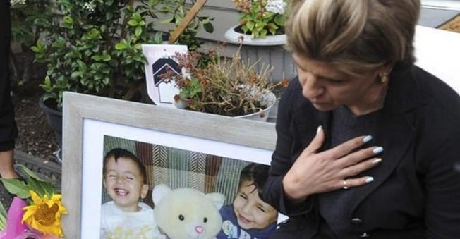 Aylan, Galip ve Reyhan Kurdi Kobani'de toprağa verildi.