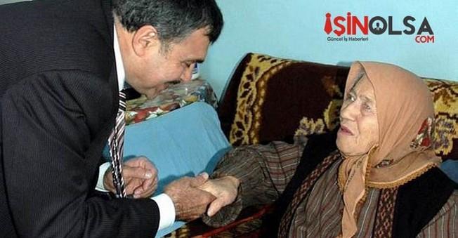 Bakan Veysel Eroğlu Annesini Kaybetti