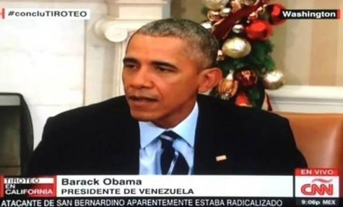 Barack Obama İçin CNN Hata Yaptı