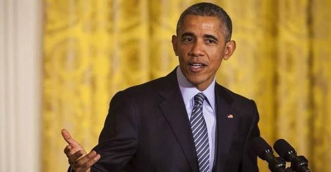 Barcak Obama 14 Kasım'da Türkiye'ye Geliyor