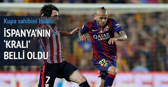 Barcelo'na Bozguna Uğradı(4-0)