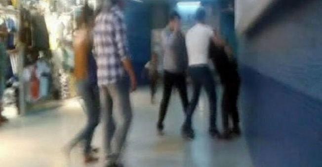 Başkent Ankara'da 12 Yaşındaki Suriyeli Çocuğu Darp Ettiler