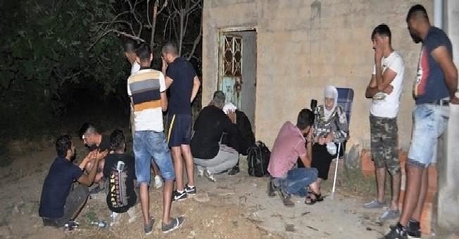 Bekçinin Dikkati Suriyeli Sığınmacıları Kurtardı