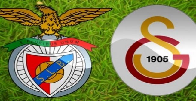 Benfica-Galatasaray Maçı Saat Kaçta Hangi Kanal da?