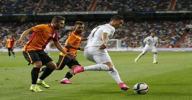 Bernabeu Kupasında Real Madrid,Galatasaray'ı 2-1 Mağlup Etti