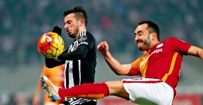 Beşiktaş 2-1 Galatasaray Maç Sonu Özeti!