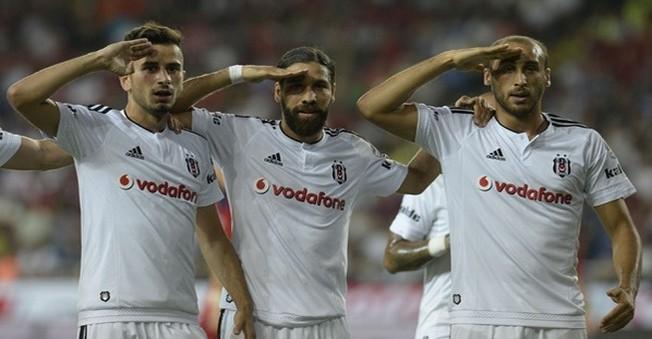 Beşiktaş Mersin idman Yurdunu Sahadan Sildi!
