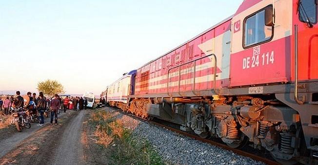 Bingöl'de Trene BOMBALI Saldırı!