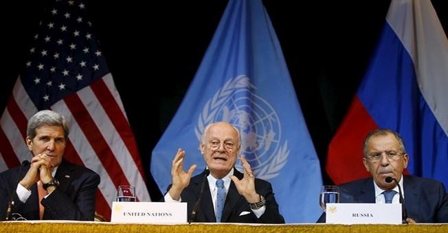 BM Suriye müzakereleri için tarih verdi