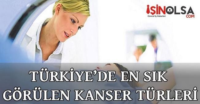 Bu Kanser Türleri Türkiye'de Daha Sık Göülüyor