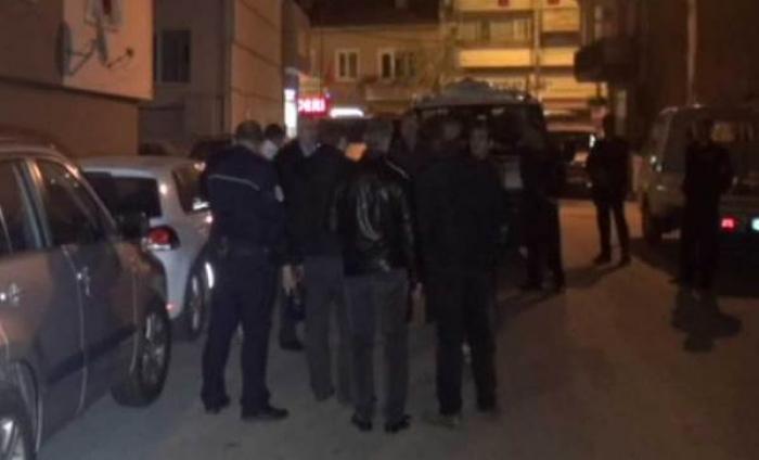 Bursa'da Mit Mensubu Dehşet Saçtı!