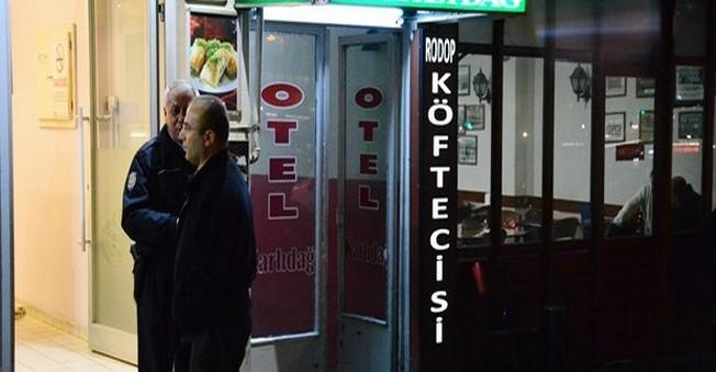 Bursa'da Simitçi, otel odasında ölü bulundu