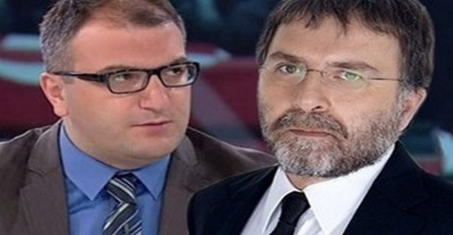 Cem Küçük'ten Ahmet Hakan'a Tehdit Gibi Mesaj