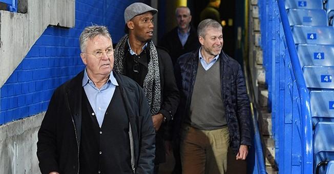 Chelsea'da Drogba  Harekatı!
