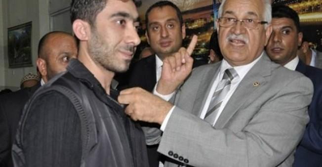 CHP, MHP, HDP ve DP'den Ayrlık AK Parti'ye Geçtiler