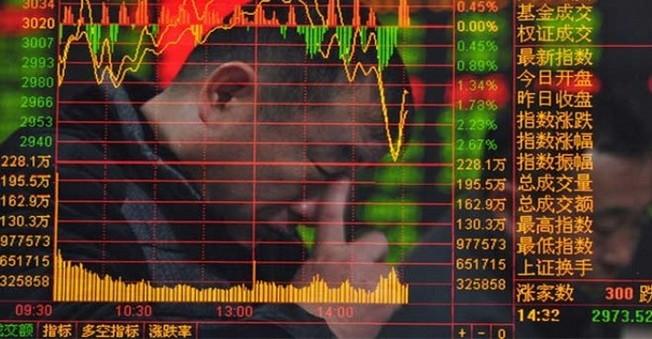 Çin Borsası Adete Çöküş Yaşadı!