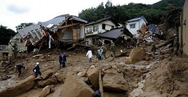 Çin'de Yaşanan Heyelanda 91 Kişi Kayıp