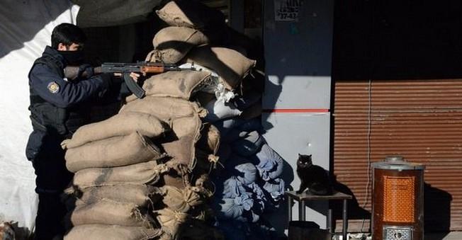 Cizre ve Sur'da 6 terörist öldürüldü