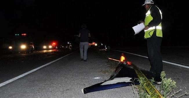 Çorum'da Kına Konvoyu Kaza Yaptı!2 Ölü,9 Yaralı