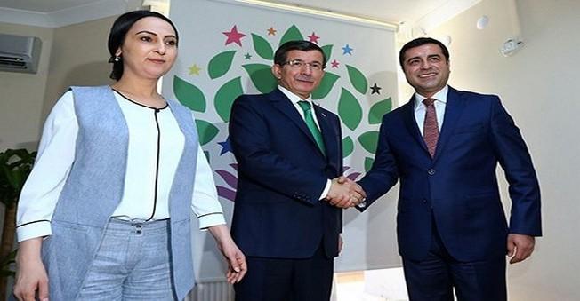 Davutoğlu, HDP görüşmesini iptal etti!