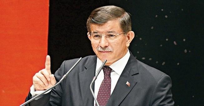 Davutoğlu, Selahattin Demirtaş'ın Açıklamalarına Tepki Gösterdi