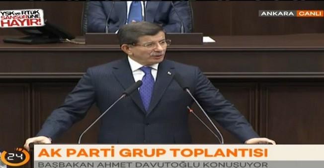 Davutoğlu'dan Cuma Müjdesi Geldi!