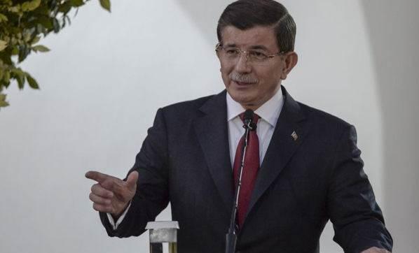 Davutoğlu'dan terör bölgeleri içim karar