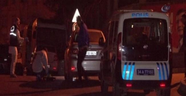 Devriye Polisine Silahlı Saldırı