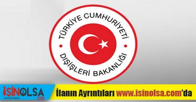 Miami Başkonsolosluğu Türk Uyruklu Sözleşmeli Personel Alımı