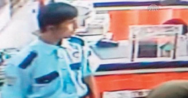 DHKP/C Militanı Polis Kıyafeti Giyerek Keşif Yaptı!