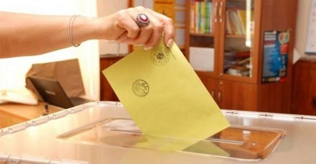 DİKKAT! 1  Kasımda Oy Kullanmak İçin Bunu Yapın