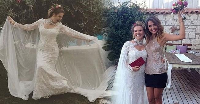 Dişi Acun;Gülhan Şen evlendi
