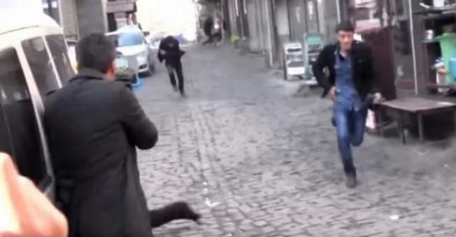 Diyarbakır Olaylarına İlişkin TÜBİTAK 2 Terörist Vurulmuş Dedi!